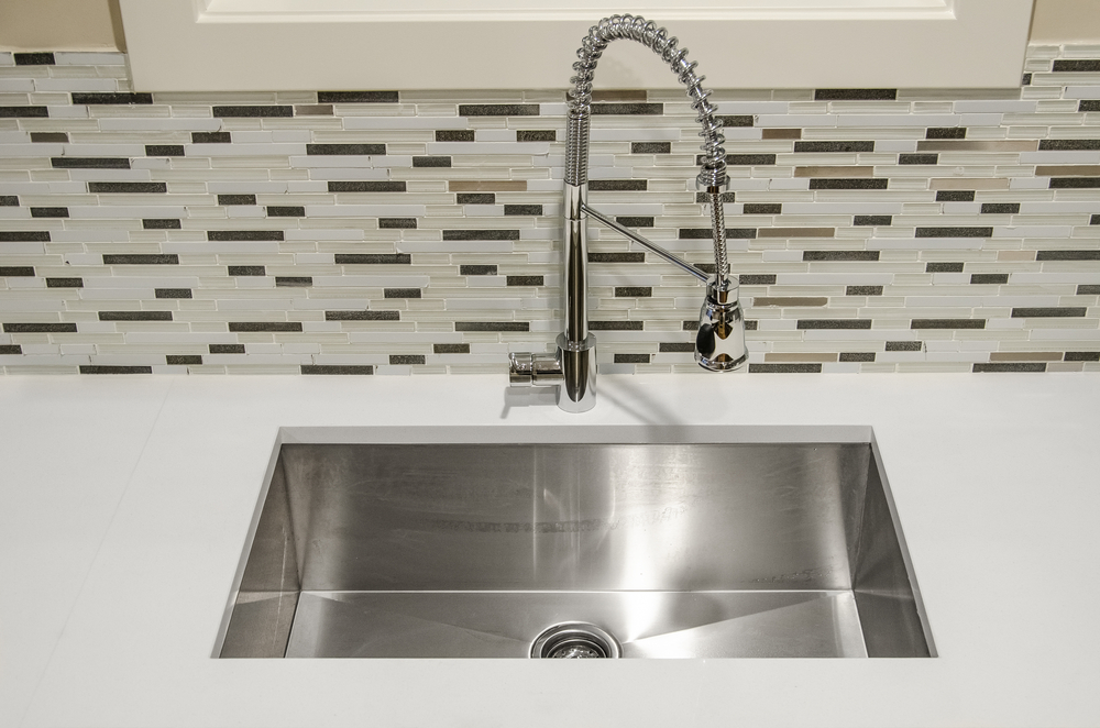 Let's Face It Stainless Steel Sink